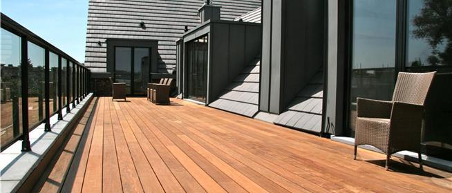 Fabulous Laat uw houten terras leggen door een vakman | Wils Parket FW54